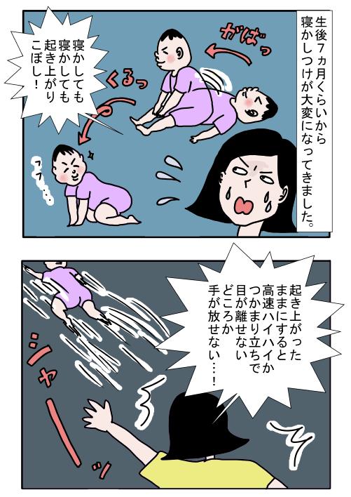 ハイハイ時期の 赤ちゃんの安全対策